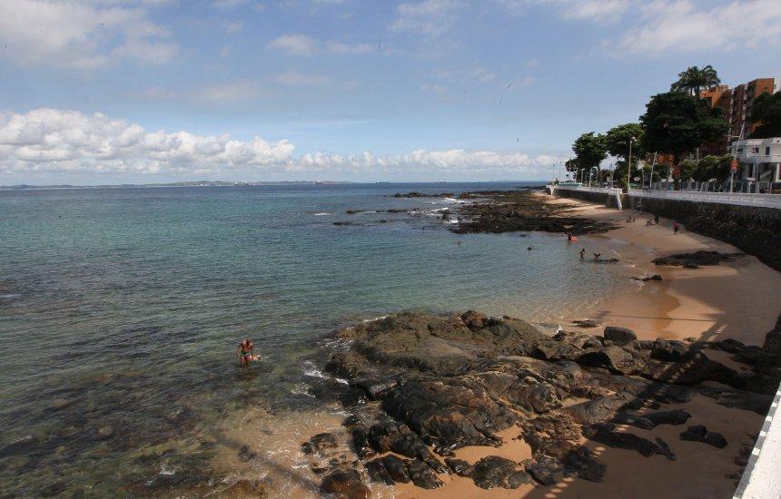 [Aplicativo 'Vai dar Praia' informa sobre qualidade das praias baianas]