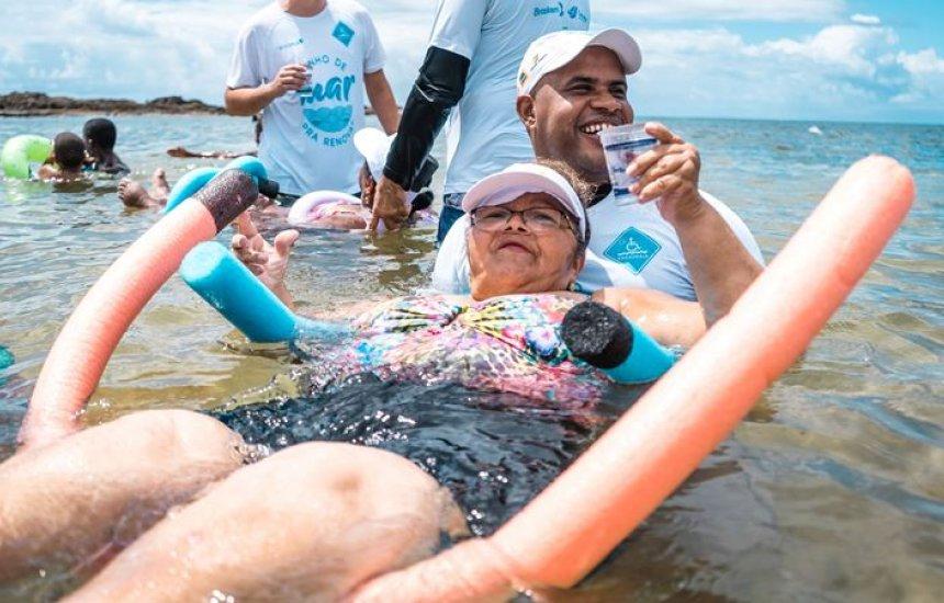[Projeto Para Praia desembarca em Guarajuba neste final de semana]