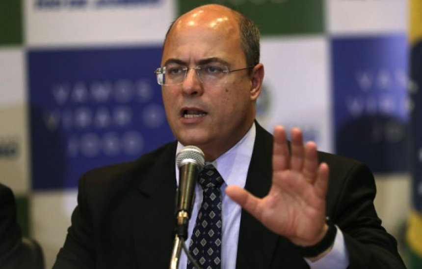 'Resposta jurídica é impeachment', diz Witzel sobre vídeo de Bolsonaro