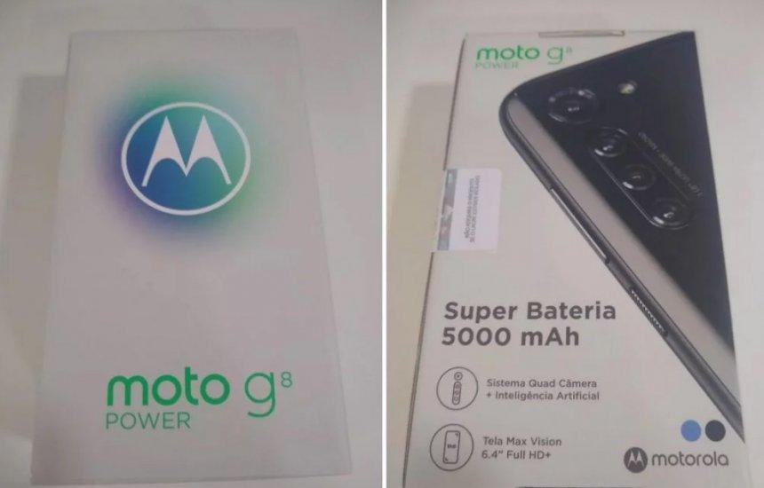 [Moto G8 Power aparece no Mercado Livre dias antes de anúncio da Motorola]