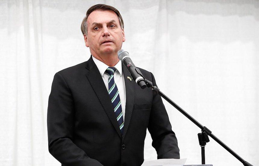 [Bolsonaro diz nos EUA que houve 'fraude' no 1º turno da eleição de 2018]