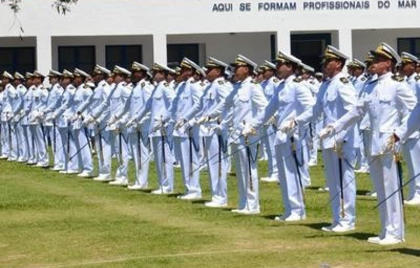 [Marinha abre concurso público para preencher 146 vagas]