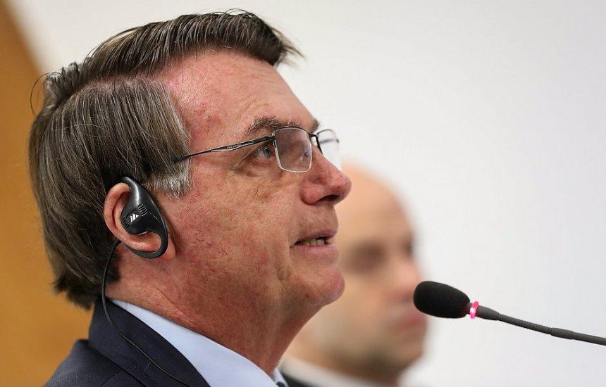 [Bolsonaro diz que governadores e prefeitos podem arcar com encargos trabalhistas]