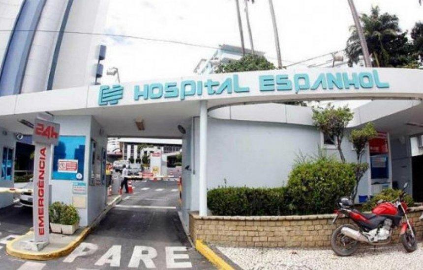 [Abertas inscrições para profissionais interessados em atuar no Hospital Espanhol]