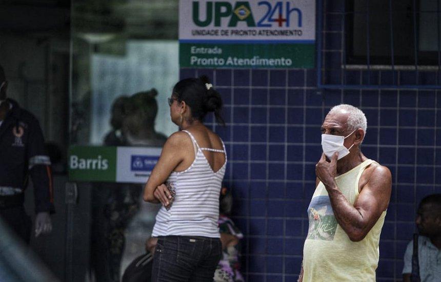 [Prefeitura de Salvador fará 50 mil testes rápidos da covid-19 a partir de segunda]