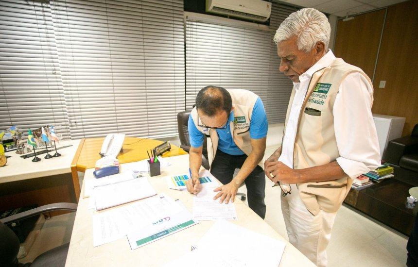 [Prefeitura de Camaçari investe R$ 585 mil em teste rápidos para Covid-19]