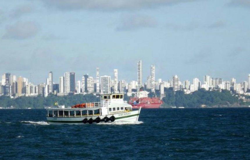 Travessia Salvador-Mar Grande estabelece horários de operações