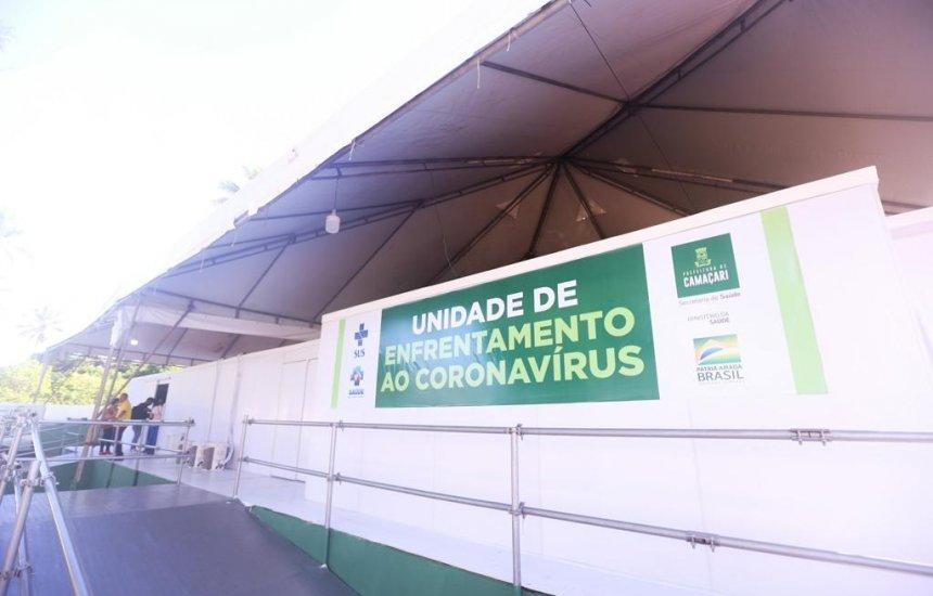 Centro de Enfrentamento ao Covid-19 passa a funcionar nesta segunda em Camaçari