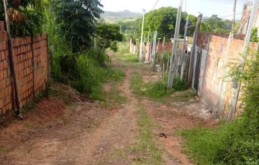 'Como vamos fazer nossa higiene se não temos água?', questiona moradora da Cascalheira