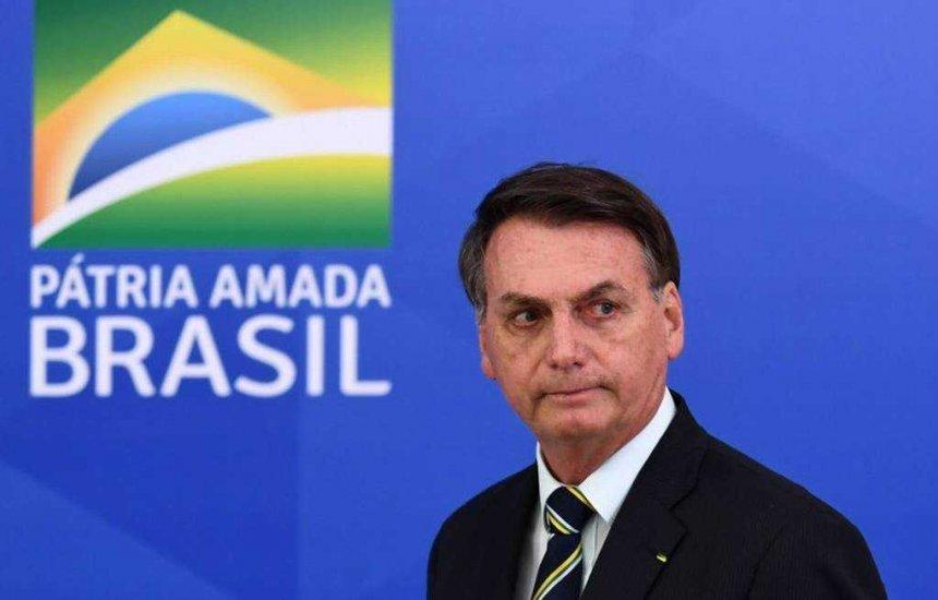 [AGU recorre ao STJ para derrubar decisão que obriga Bolsonaro a entregar exames]