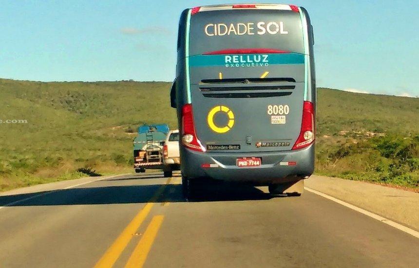 Transporte intermunicipal é suspenso em mais 33 municípios baianos