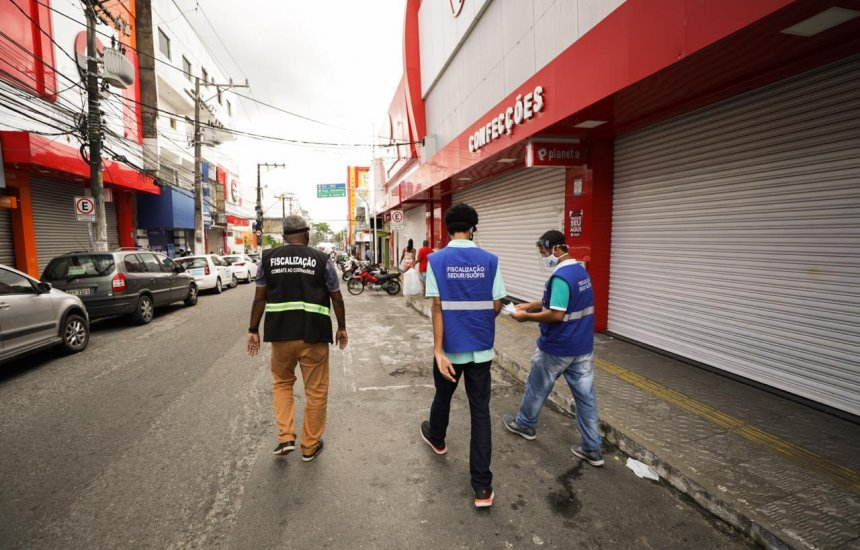 Prefeitura de Camaçari intensifica fiscalização em semana de feriados antecipados