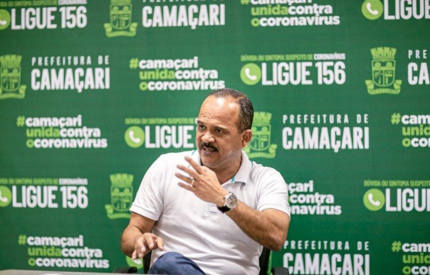 [Prefeito Elinaldo garante compra de alimentos dos produtores rurais do município]
