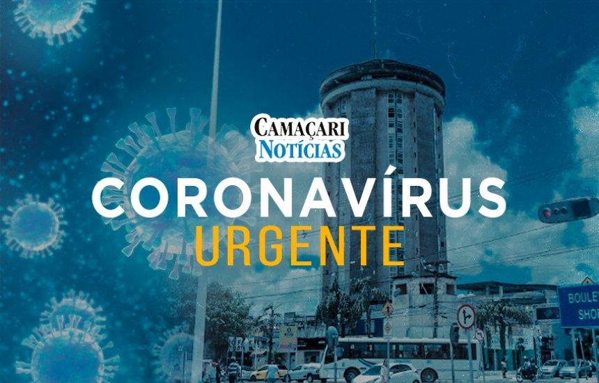 [Camaçari confirma 19 casos de coronavírus em 24h e chega a 190 infectados]