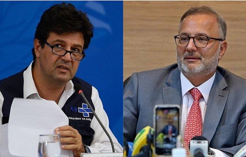 [Secretário de Saúde rebate crítica de Mandetta: 'Não conhece a Bahia']