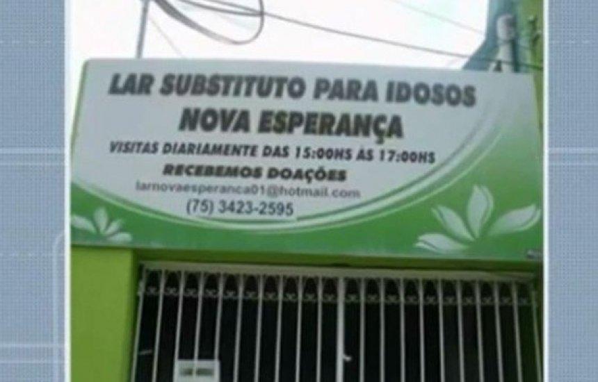 Asilo de Alagoinhas tem 39 pessoas entre idosos e funcionários com coronavírus