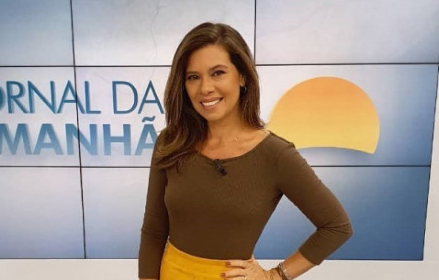 "[Jornalista Camila Marinho se recupera da Covid-19 e comemora: ""Viva a vida""]"