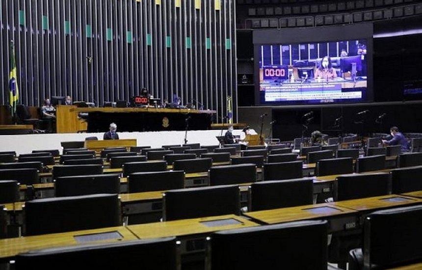 [Câmara aprova texto-base da MP 927 sobre relações trabalhistas na pandemia]
