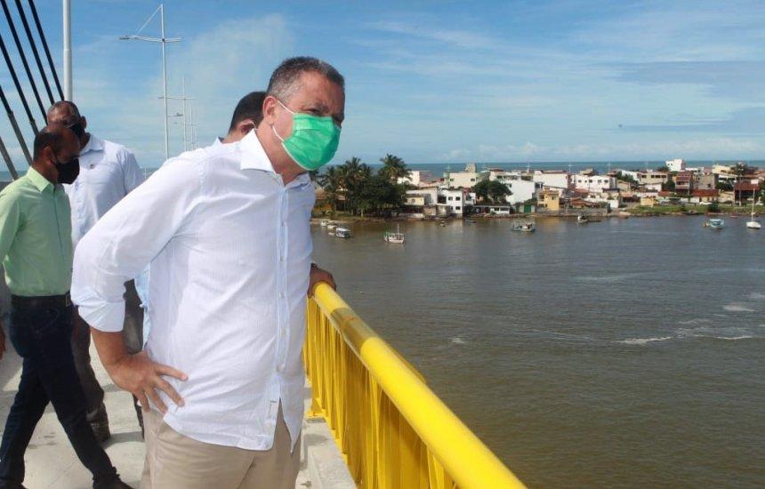 [Rui comenta declaração do prefeito de Itabuna sobre reabertura: Não vou julgar nem culpar ninguém]