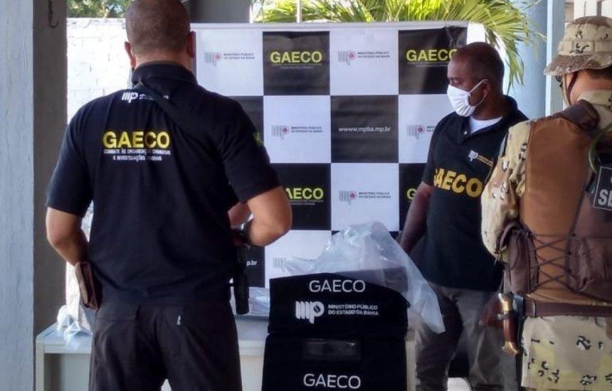 [Polícia cumpre mandado na Bahia em investigação sobre compra de testes de coronavírus]
