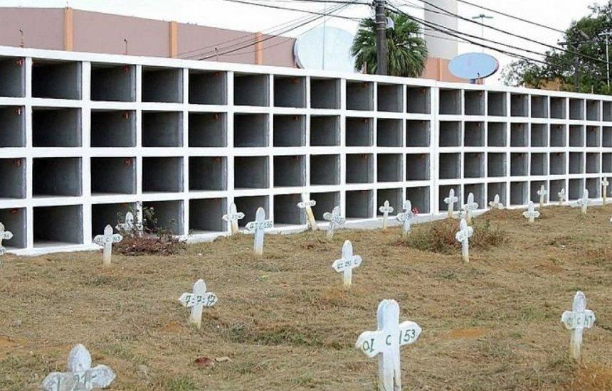 Covid-19: Salvador registra em junho mais de 10 sepultamentos diários em cemitérios
