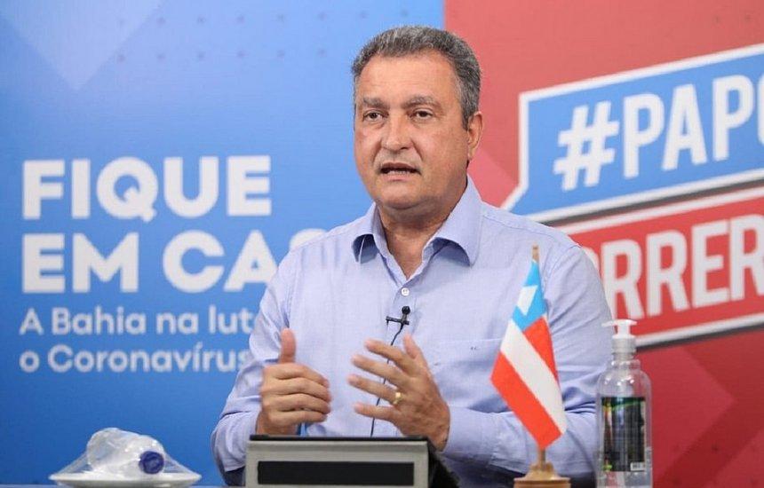 Toque de recolher pode chegar a Alagoinhas e Litoral Norte, diz Rui Costa