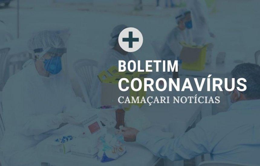 [Com mais 159 casos confirmados, Camaçari se aproxima dos 2000 infectados por Covid-19]