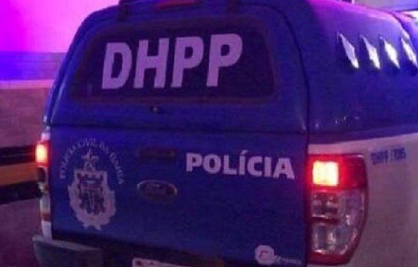 Delegacia de Homicídios de Camaçari prende homem que esfaqueou sobrinho na cabeça
