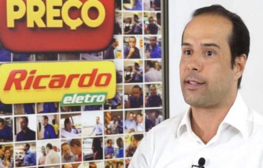 [Fundador da Ricardo Eletro presta depoimento ao Ministério Público]