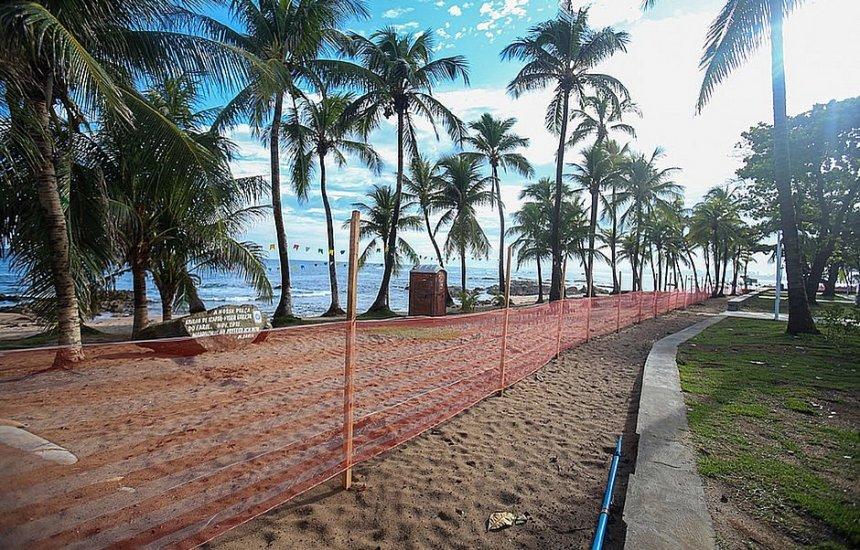 [Praias de Salvador devem reabrir na terceira fase do Plano de Retomada]
