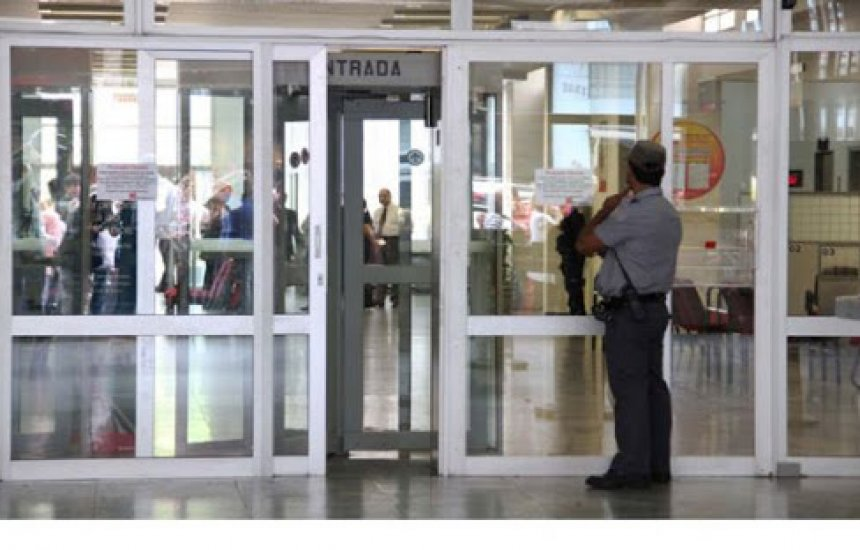 [Projeto de lei exige vigilância 24 horas em instituições bancárias]