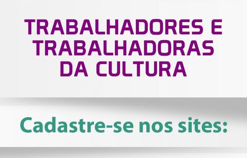[SecultBA e Setre realizam cadastro de trabalhadores do campo cultural na Bahia]