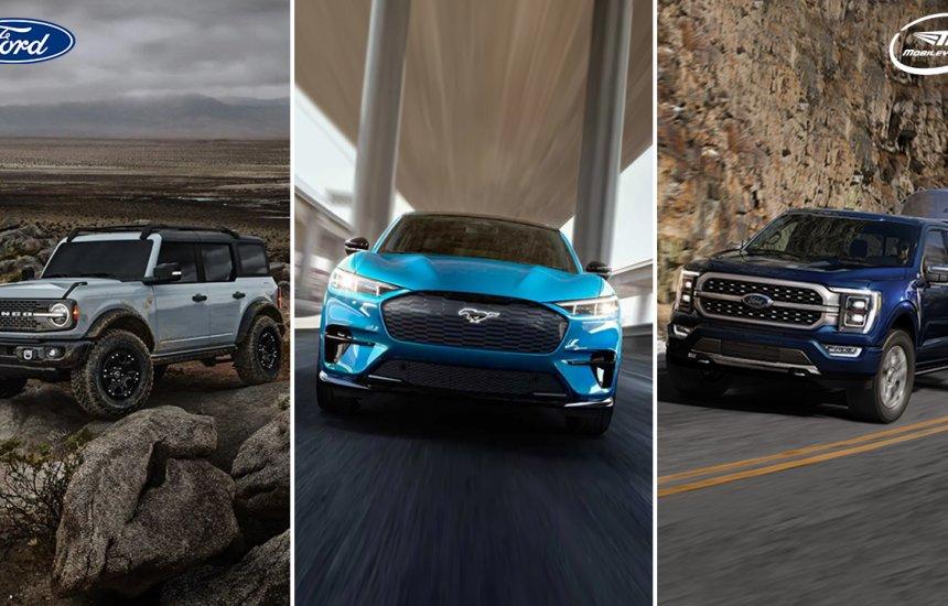 [Ford e Intel ampliam a parceria em sistemas anticolisão baseados em câmeras para veículos]