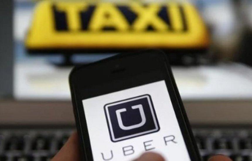 [Uber inclui categoria de táxis em seu aplicativo no Brasil]