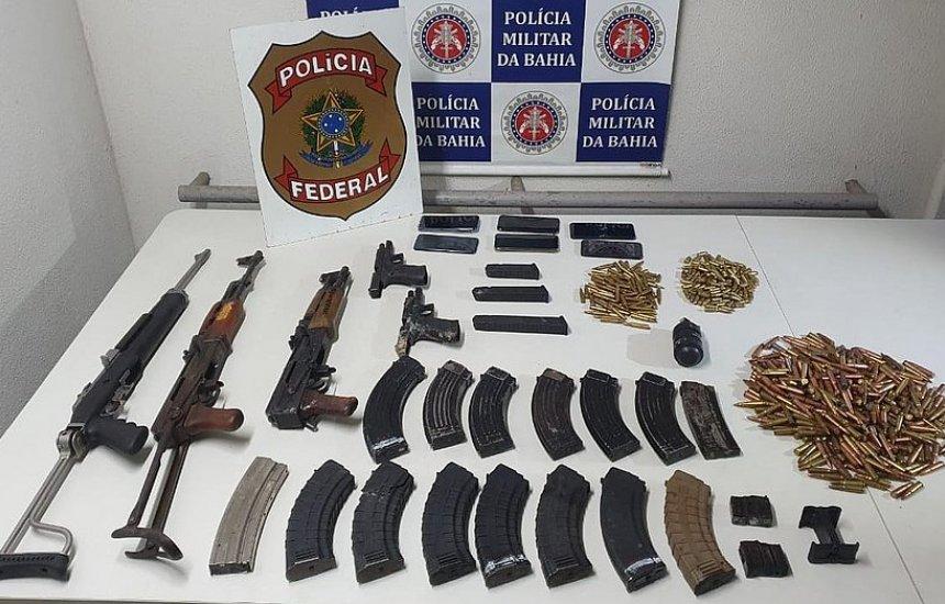 [Quatro assaltantes de banco morrem em confronto com a polícia na Bahia]