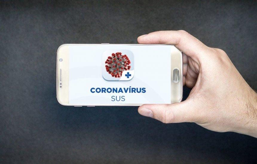 [App do SUS notifica quem teve contato com infectados por Covid]
