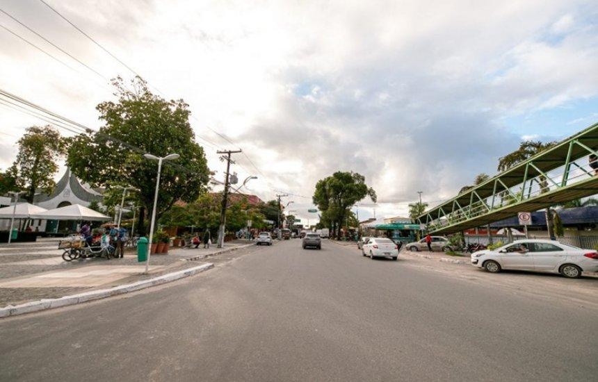 [Trânsito na Rua Costa Pinto volta a ser liberado para veículos e estacionamento]
