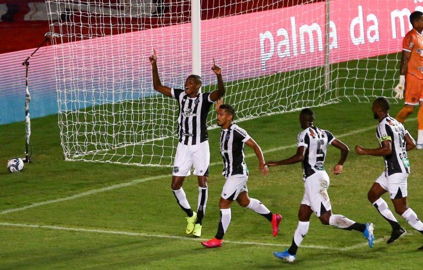[Ceará derrota Bahia e é campeão da Copa do Nordeste pela segunda vez]
