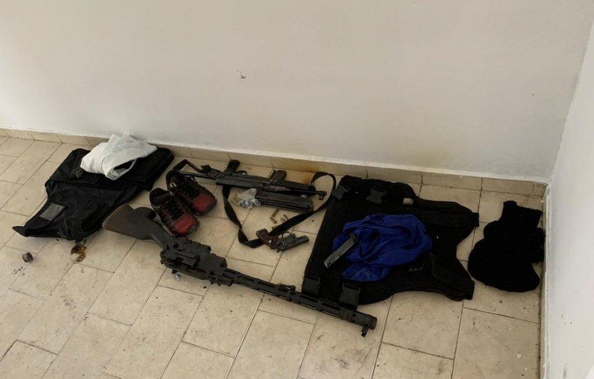 [Operação da PF de combate a assaltos a carros-fortes tem 11 presos e 10 mandados de busca cumpridos]