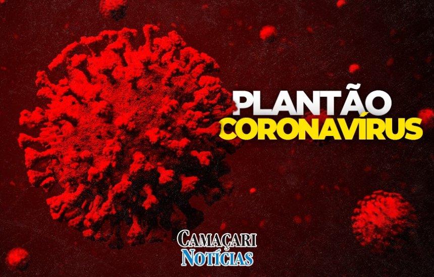 [Número de casos ativos de coronavírus em Camaçari segue em queda]