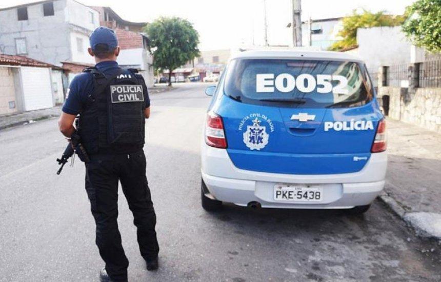 [Policias Civis da Bahia anunciam paralisação de 24h na próxima terça]