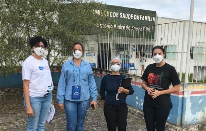 MPT aponta falhas em unidades de saúde de Santo Antônio de Jesus