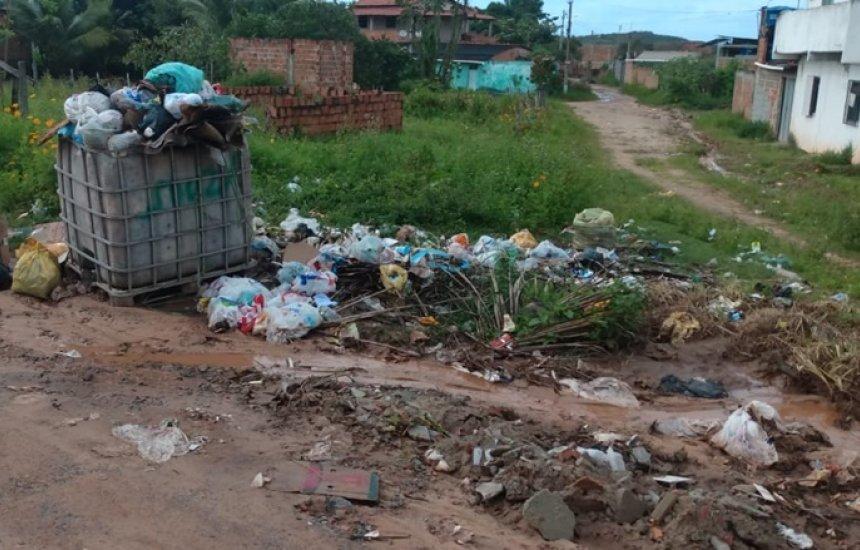 'Rua Hortênsia pede socorro', diz morador do Parque das Mangabas