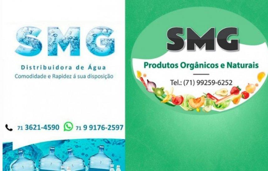 A SMG distribuidora de água completa um 01 ano oferecendo produtos naturais e água Alcalina