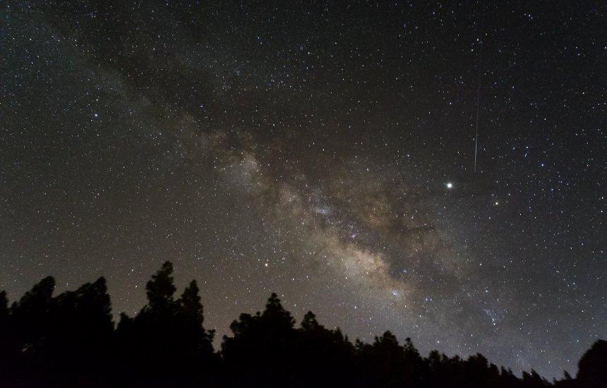 [Chuva de meteoros poderá ser vista na madrugada desta quarta-feira]