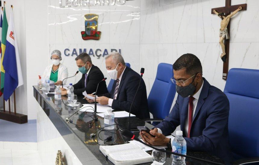 Construção de Complexo Pesqueiro e Turístico é aprovada pela Câmara durante sessão