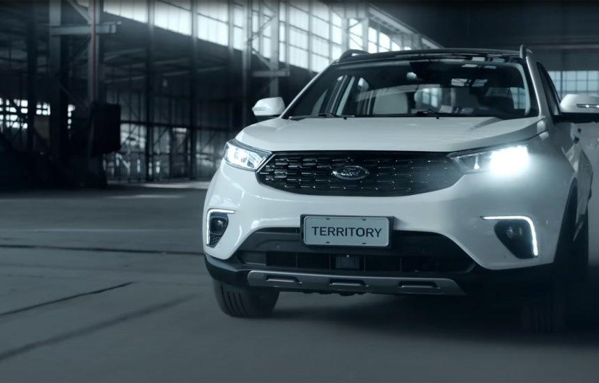 [Ford estreia campanha de lançamento do Territory em formato de websérie]