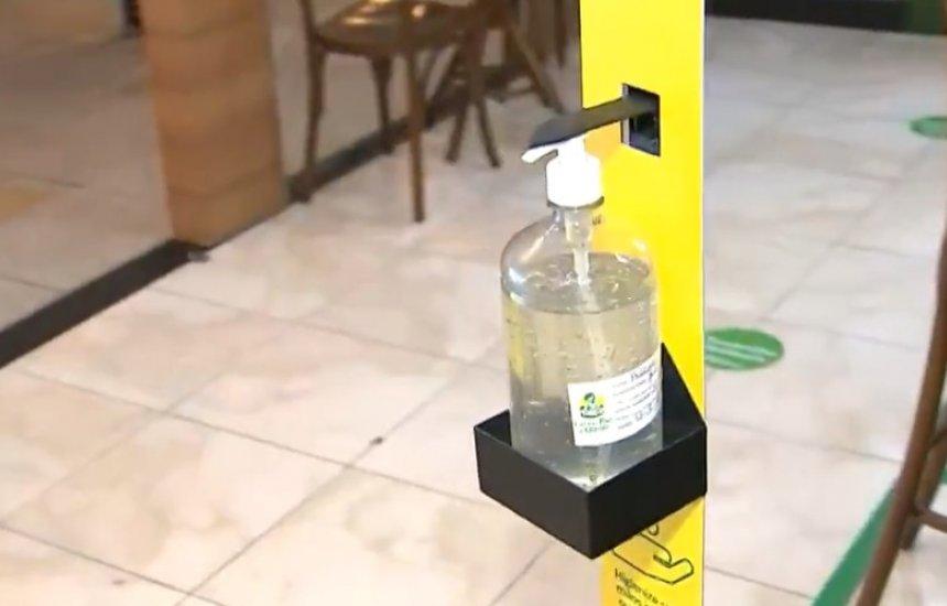 Após reabertura, funcionários de shoppings testam positivo para Covid-19 em Salvador