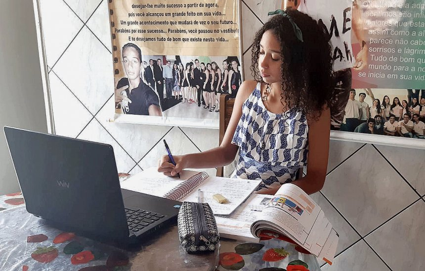 [Enem 2020: Secretaria promove aula virtual de Produção Textual nesta terça-feira (18)]