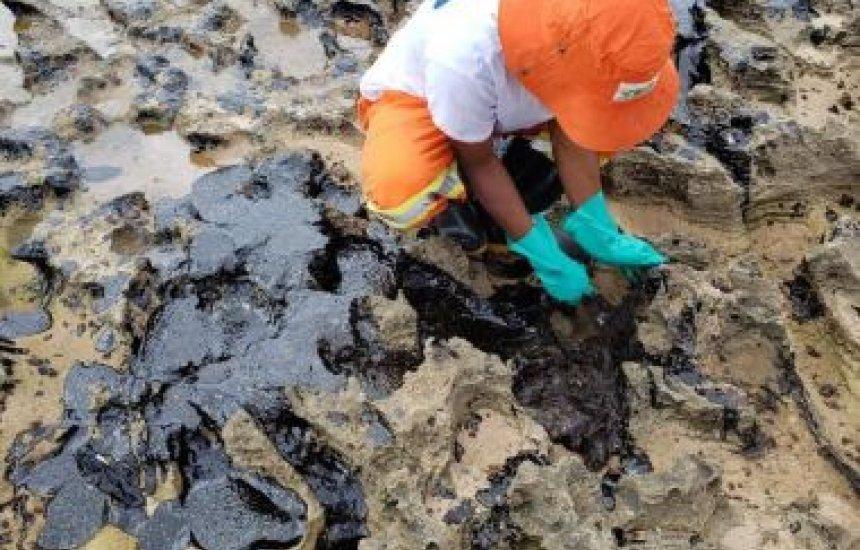 [Óleo encontrado em praias do Nordeste pode ter vindo da África, apontam pesquisadores]